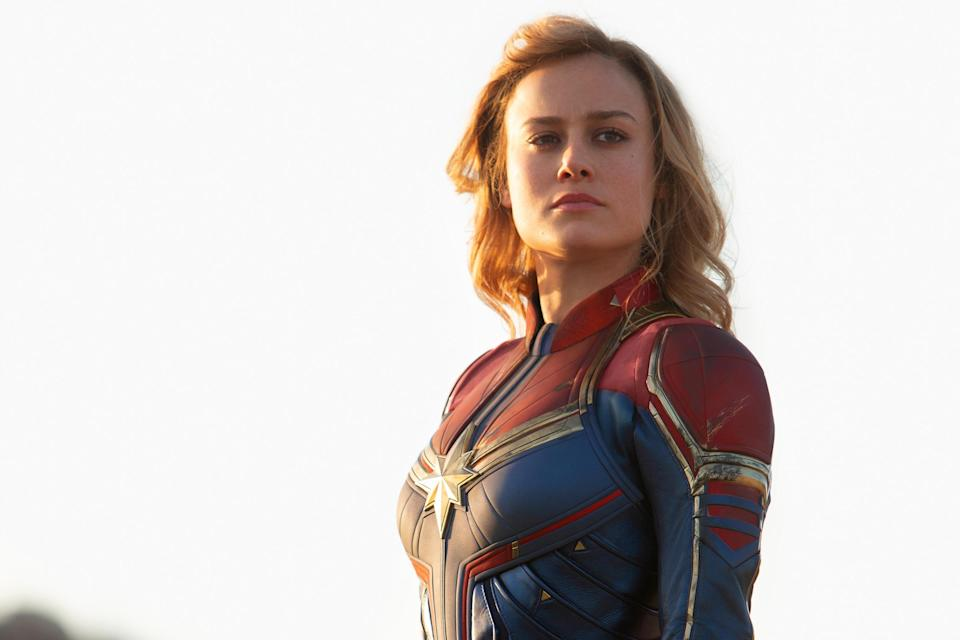 Is there another Guardians of the Galaxy Easter egg in Captain Marvel?