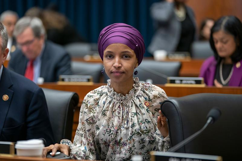 The right's revealing hypocrisy over Rep. Ilhan Omar's comments is painful to watch