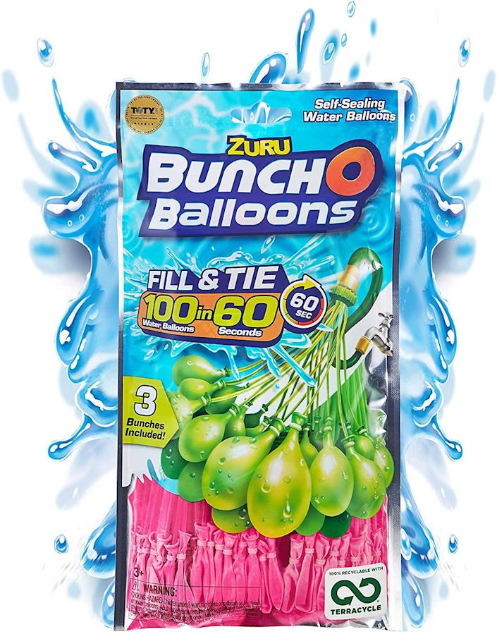 Bunch O Balloons Instant Water Balloons