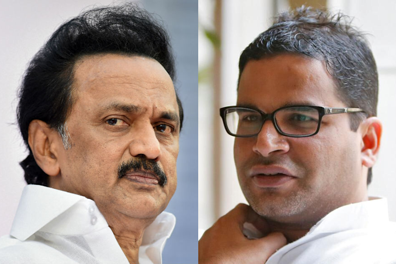 Will DMK's Talks With Prashant Kishor Be Fruitful or Does Stalin Need More Than a Strategist?