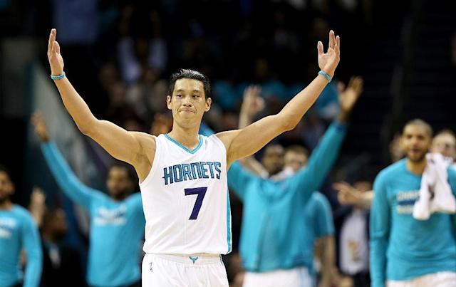 "<a class=""link rapid-noclick-resp"" href=""/nba/players/4795/"" data-ylk=""slk:Jeremy Lin"">Jeremy Lin</a> is ready to return to the New York City spotlight. (Streeter Lecka/Getty Images)"