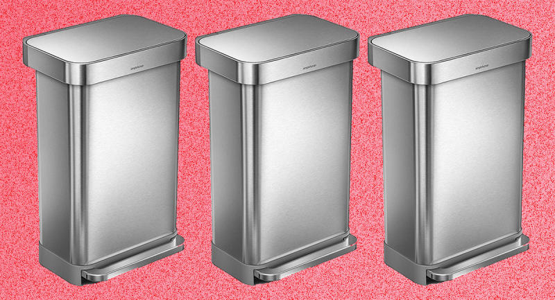 Bag this Simplehuman deal before you get left in the dust! (Photo: Amazon)