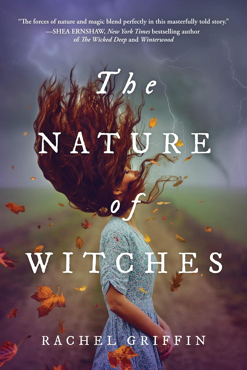 <p>There's a powerful parable at the heart of Rachel Griffin's lyrical novel <span><strong>The Nature of Witches</strong></span>: If we don't take care of our planet, we're going to lose it. No one knows that better than Clara, an Everwitch whose powers are tied to the changing seasons, for better or worse. </p> <p><em>Out June 1</em></p>