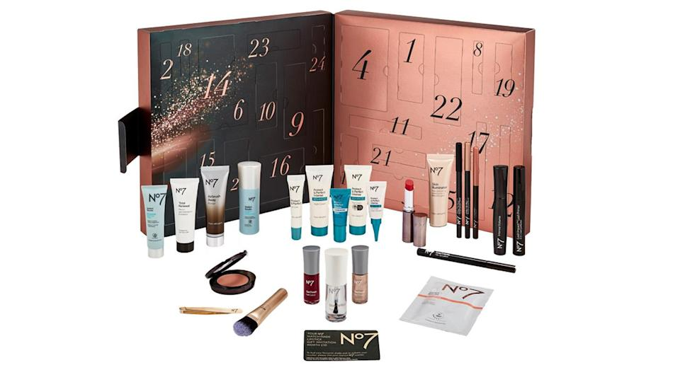 <p>Unfortunately Boots' famous calendar has already sold out for 2018 – however you still have a chance to get your hands on one. Head to @No7UK on Instagram to find out you can win a calendar for yourself and a friend. </p>