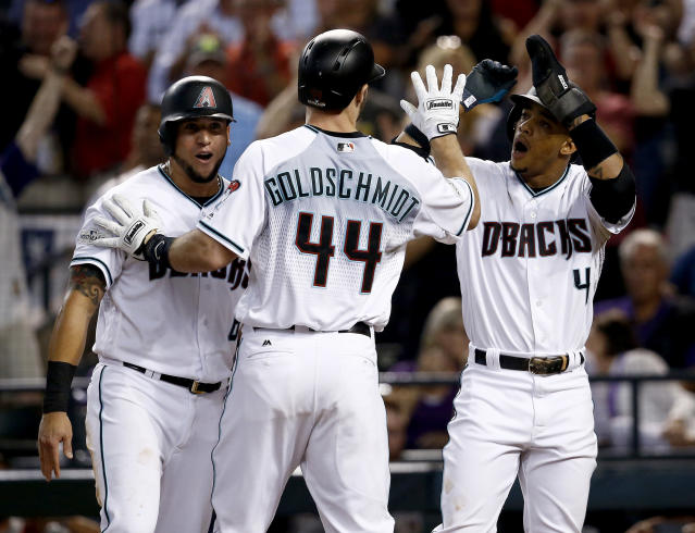 The D-backs just need to maintain their late-season success against the Dodgers. (AP)
