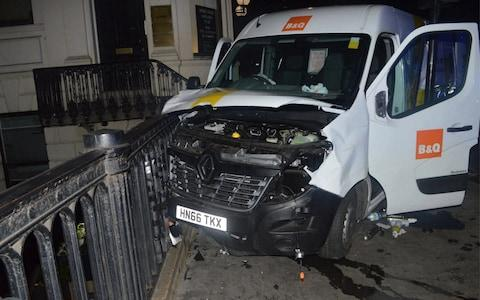 Several people have been killed and many more injured in a suspected terror attack on Barcelona. The vehicle, a van bearing the logo of a hire firm, was driven into pedestrians on the busy Las Ramblas street, a tourist hotspot. This is the eighth such attack in Europe so far in 2017. Vehicles being driven into crowds is an increasingly common terrorist tactic, resulting in hundreds of deaths and injuries across the continent over the past 12 months, including some in London. The van used in the London Bridge terror attack Credit: LONDON METROPOLITAN POLICE Vehicles are particularly easy to acquire and use. While some larger trucks, like the one used in the Berlin Christmas market attack, are stolen, it's trivial to hire a smaller van or car. The vehicle driven at pedestrians on Westminster Bridge was a Hyundai Tucson SUV, while the van used in the London Bridge attack was a hired Renault Master. Las Ramblas,Barcelona,17 August 2017 A Renault Traffic van drove down Barcelona's Las Ramblas district on a sunny afternoon, killing and injuring an as-yet unknown number of people. The police are treating it as an act of terrorism. The Fiat van is understood to have been hired from the Telefurgo rental chain. Anybody with a driving licence can hire this sort of van – prices in Spain are around £50to £100 per day, depending on the age of the driver. Levallois-Perret, Paris, 9 August 2017 A BMW 2-Series Active Tourer was driven into a group of soldiers in a suburb of Paris. Six people were injured, three seriously. The driver was then stopped on the A16 motorway, being shot several times in the process. The hired BMW was equipped with a GPS tracking system, making it easy for the police to locate. Champs-Élysées, Paris, 19 June 2017 A Renault Megane containing explosives and weapons (an AK-47 rifle and handguns) was driven into a Gendarmerie vehicle on the famousChamps-Élysées in Paris.Only the attacker was killed in what is understood to be a 'botched' suicide attack. What i