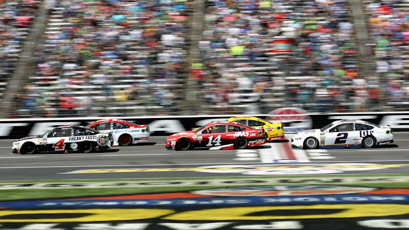 NASCAR lineup at Texas: Starting order, pole for Sunday's race without qualifying