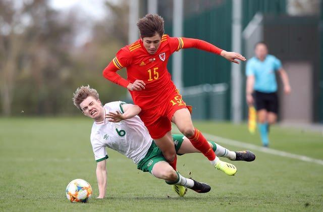 Wales v Republic of Ireland – Under 21's International Friendly – Colliers Park