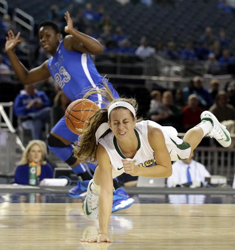 Baylor-Kentucky instant classic for women's game