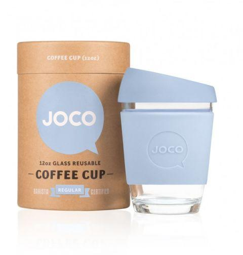 """<p><a rel=""""nofollow"""" href=""""http://www.drozthegoodlife.com/healthy-lifestyle/home-money-health/g620/best-used-tea-bag-hacks/"""">Save the environment</a> <em>and </em>look good doing it. This fun glass coffee cup is microwavable and dishwasher safe.</p><p><strong>Grab it here:</strong> <a rel=""""nofollow"""" href=""""https://jococups.com/shop/12oz-joco-cup/"""">Joco Cup, $24.95</a></p>"""