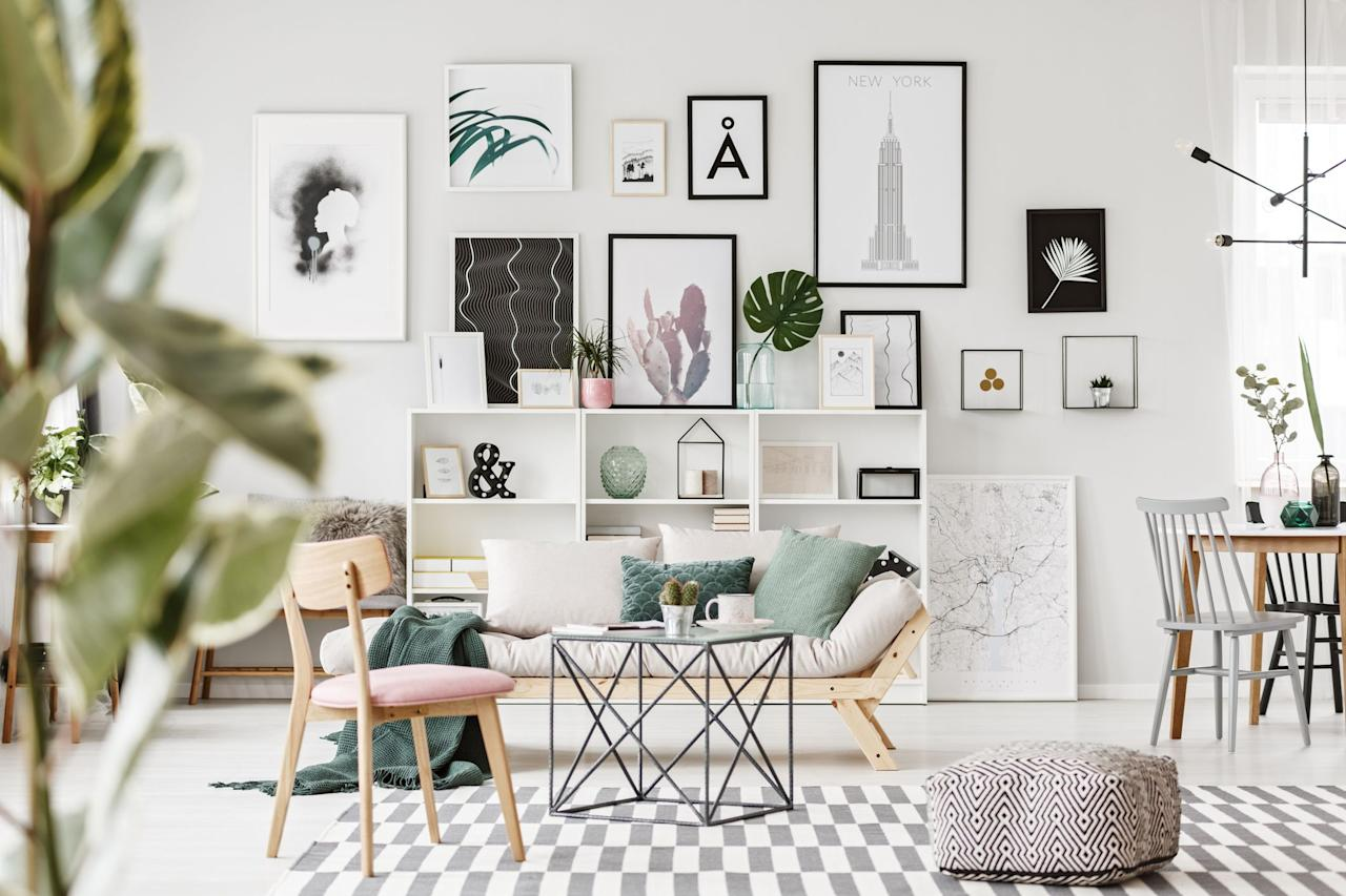 """<p>Picture frames are one of those things that you expect to be inexpensive, and yet, most of the time when you find one you like in the size you need, the price tag is a lot steeper than you imagined. It's fine when you just need one or two, but when you're creating a whole <a href=""""https://www.housebeautiful.com/design-inspiration/a28006871/painted-picture-frame-wall-video/"""" target=""""_blank"""">gallery wall</a>, for instance, that cost adds up. Whether you're <a href=""""https://www.housebeautiful.com/design-inspiration/a27492659/young-huh-magnet-art-hanging-trick/"""" target=""""_blank"""">hanging posters</a> on the wall or framing small family photos to go on a shelf, finding frames that are budget-friendly can be a challenge, but if you know where to look, you'll never struggle to frame <a href=""""https://www.housebeautiful.com/shopping/home-accessories/g23943021/places-to-buy-wall-art-online/"""" target=""""_blank"""">your art </a>again. Shop these stores online or visit them in person to find the right frames for your home without breaking the bank.</p>"""