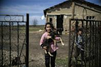 Bulgaria's Roma minority of between nine and 12 percent still largely faces discrimination