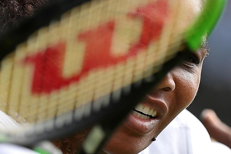 Serena rolls past Goerges to return to Wimbledon final