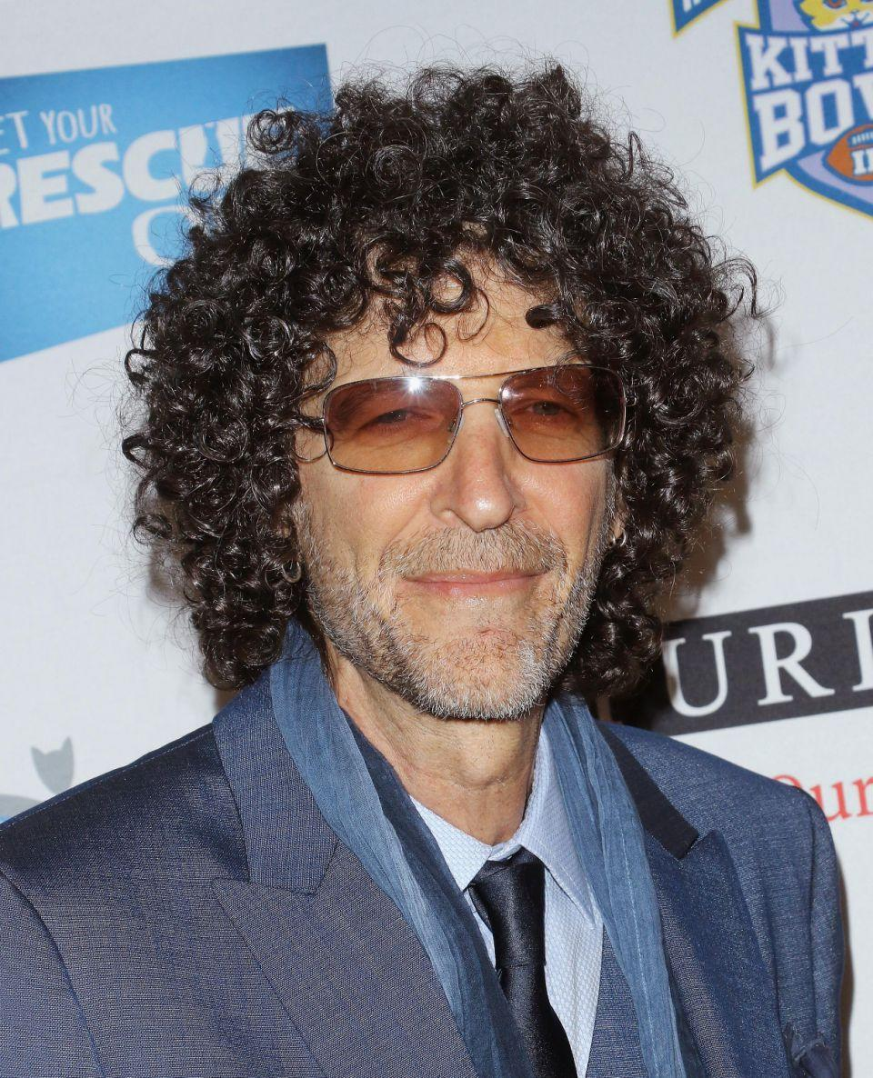 US news outlets have trawled years of Trump's interviews with shock jock Howard Stern. Photo: Getty