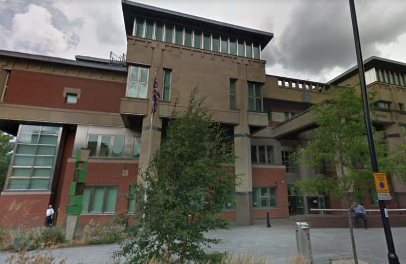 Relowicz was sentenced at Sheffield Crown Court today. (Google)
