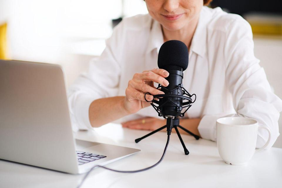 "<p>Struggling to stay on someone's radar? Record a podcast about it. ""A podcast is a selfless way to get on anyone's calendar for an hour,"" says Alex Strathdee, CTO at <a href=""http://www.inpersonco.com/"" rel=""nofollow noopener"" target=""_blank"" data-ylk=""slk:inPerson"" class=""link rapid-noclick-resp"">inPerson</a>. ""It's a fantastic way to get someone you've been dying to network with to dedicate some time to building a relationship. What's great is that, if you blast it out on your social, someone else might benefit from the conversation as well.""<br></p>"