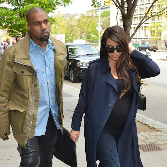 Kanye West's SNL Appearance Threats Over Kim Kardashian Jibes Blasted As 'Not True'
