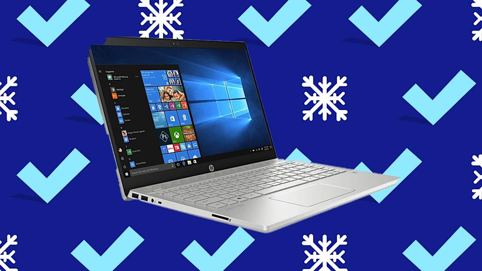 End your search for a brand new laptop here—Staples has tons of HP and Lenovo models on sale.