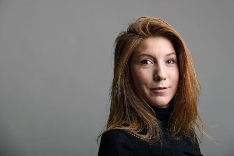 Danish police discover severed head of Swedish journalist