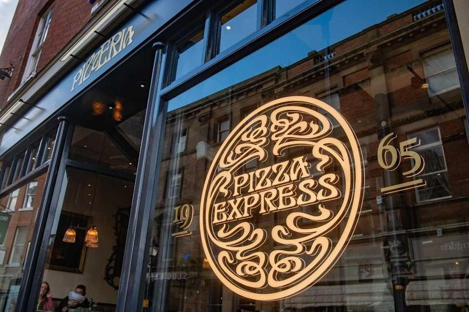 Pizza Express is planning to open more restaurants