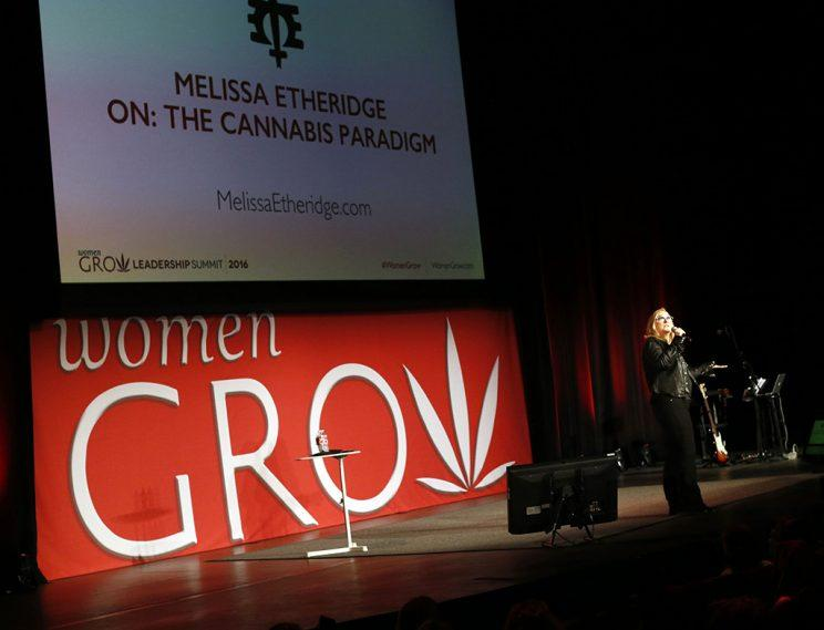 Melissa Etheridge talks weed and the American family.