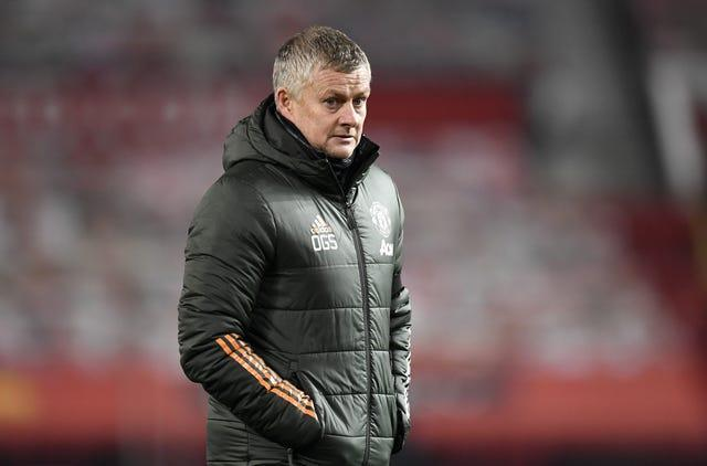 Ole Gunnar Solskjaer led Manchester United to third in his first full season in charge