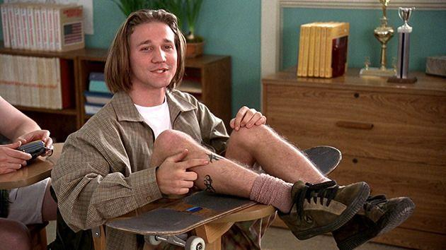 Breckin Meyer had to compete against his real-life bestie for his role in the film. Photo: Paramount Pictures