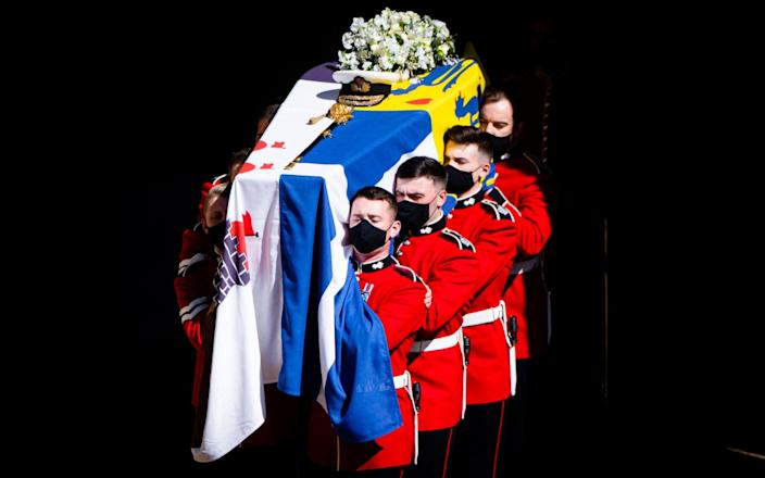 Inspiring funeral viewership on Saturday suggests that the glitz and pageant of set-piece royal events remains a great public desire-Samir Hussein / WireImage