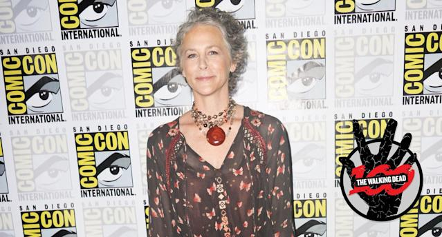 Melissa McBride attends San Diego Comic-Con on July 21, 2017. (Photo: Albert L. Ortega/Getty Images)