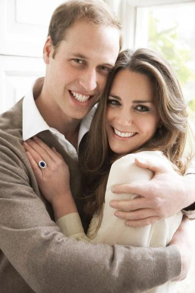 """<p>The Duke and Duchess of Cambridge posed for legendary photographer Mario Testino to celebrate their engagement. But the Peruvian photographer admitted that he wasn't content after the shoot. Yet he spotted the couple cuddling by the radiator and captured the candid moment. <br>""""It was spontaneous emotion,"""" he told <em>The</em> <em>Telegraph</em>. """"You could see they were completely in love."""" <em>[Photo: Mario Testino]</em> </p>"""