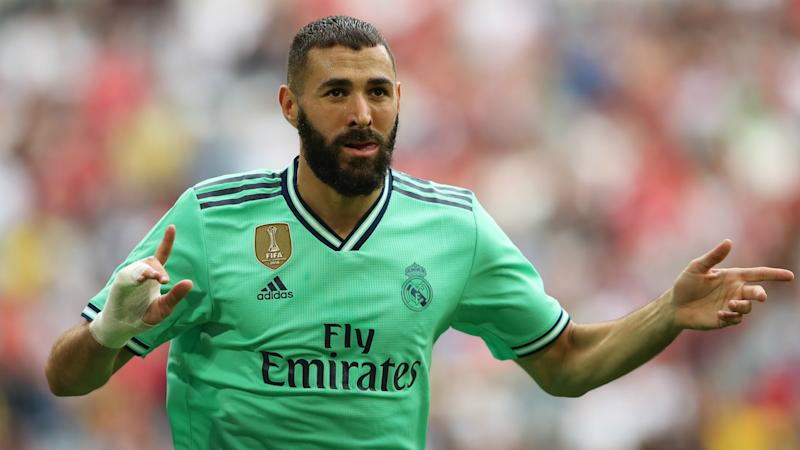 Real Madrid 5 3 Fenerbahce: Benzema treble glosses over