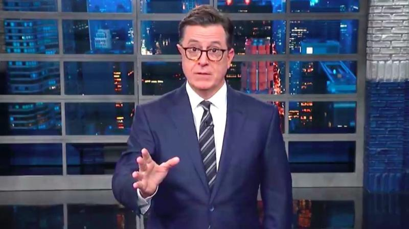 Stephen Colbert Shreds Al Franken With A Humiliating Blast From The Past