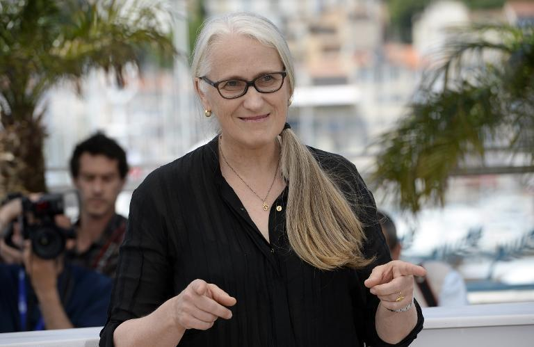 Head of the Cannes jury Jane Campion, pictured last year in Cannes, made her name portraying complex, strong-willed female protagonists and knows from first-hand experience that the festival is a place where careers are made (AFP/Anne-Christine Poujoulat)