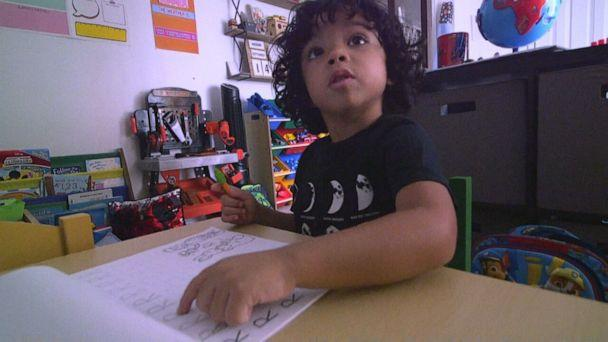 PHOTO: Liceny Espaillat lives in a two-bedroom apartment in New Jersey with her 4-year-old son, Ethan. (ABC)