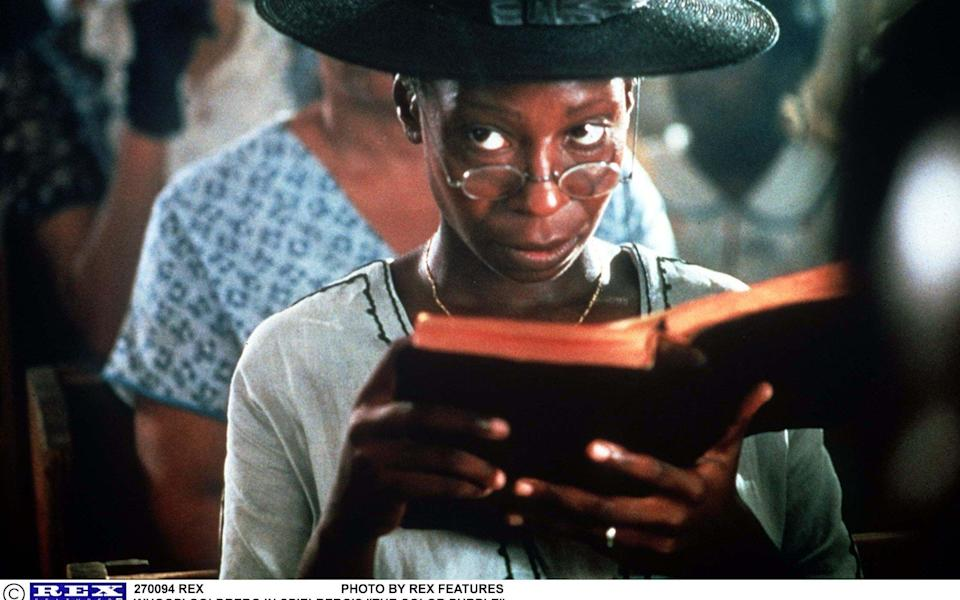 Whoopi Goldberg in 'The Color Purple' - Rex