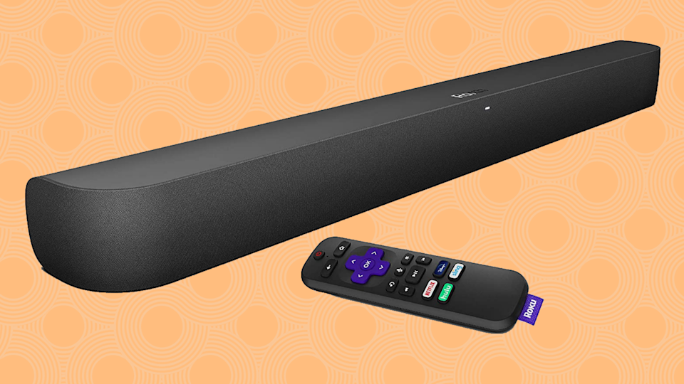 Save 17 percent on the Roku Smart Soundbar. (Photo: Amazon)