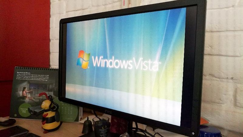 Goodbye Windows Vista, You Won't be Missed at All