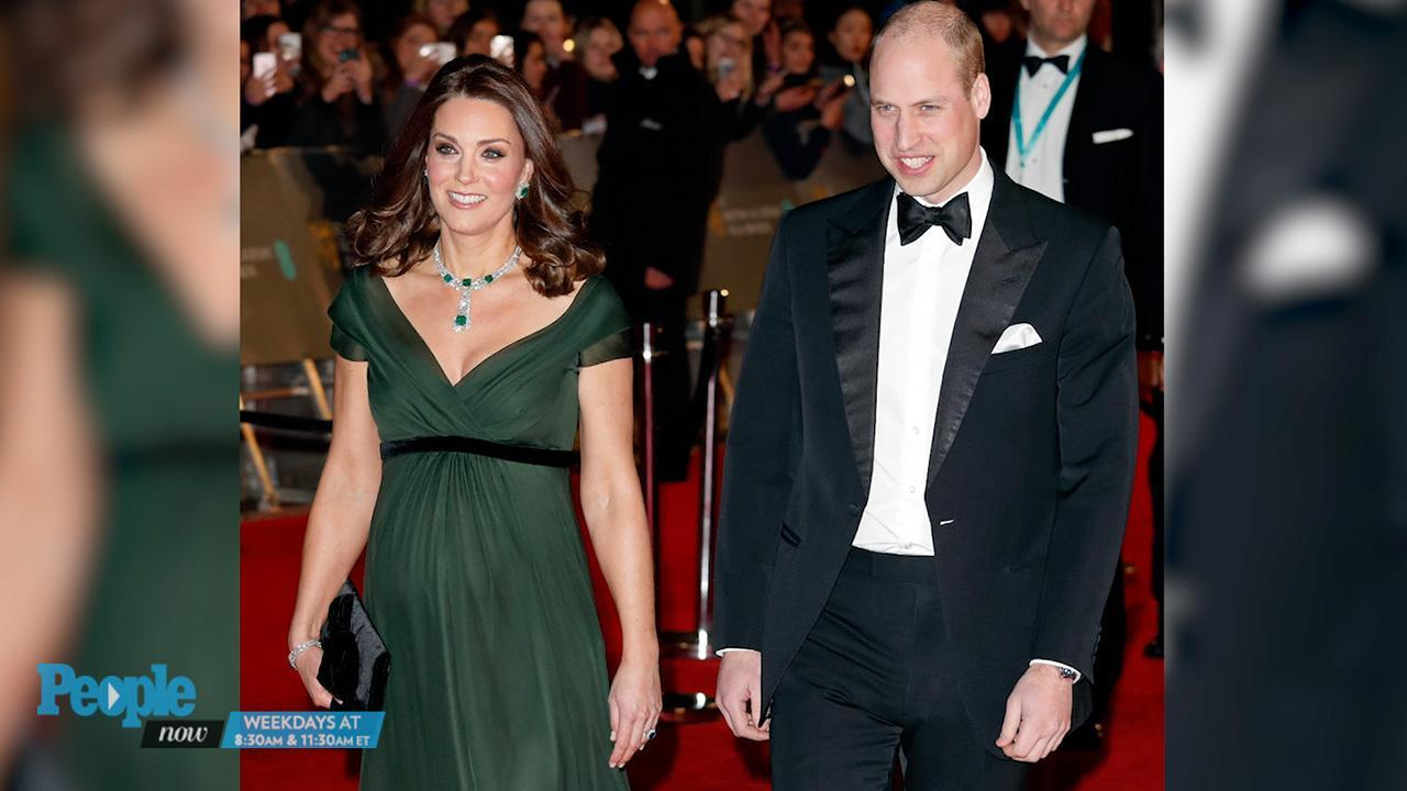 Prince William and Kate Middleton hit the red carpet for the second year in a row at the annual BAFTA Awards
