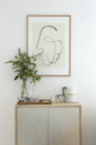 """<p>Opt for fall foliage such as eucalyptus branches. The leaves add a hearty texture and earthy hue to this space designed by Gabriela Gargano of <a href=""""https://www.grisorodesigns.com/"""" rel=""""nofollow noopener"""" target=""""_blank"""" data-ylk=""""slk:Grisoro Designs"""" class=""""link rapid-noclick-resp"""">Grisoro Designs</a>. </p>"""