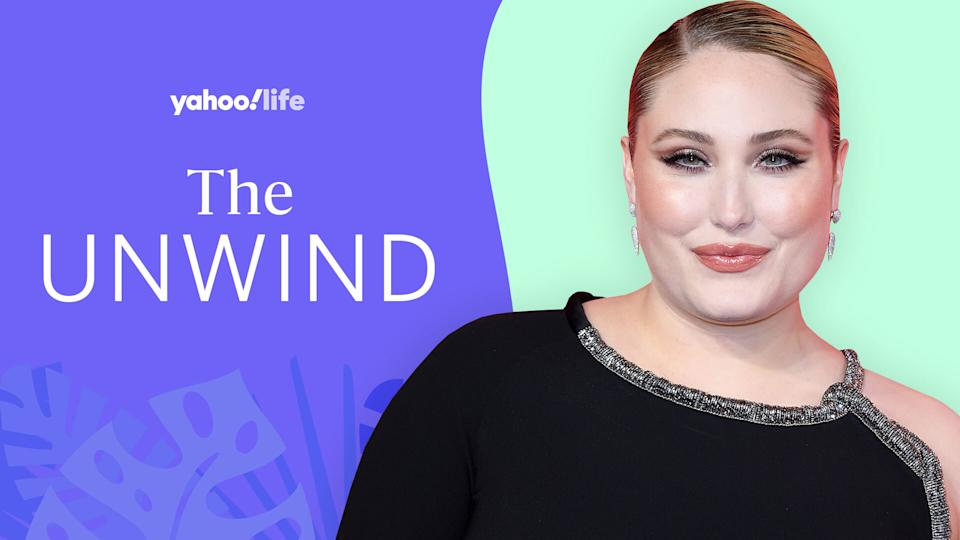 Model Hayley Hasselhoff is addressing self-care and mental health on her new podcast. (Photo: Getty; designed by Quinn Lemmers)