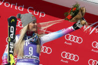 <p>Vonn is on one of the hottest stretches of her career. Despite being 33 years old with a frightening list of injuries, Vonn has won five of her last eight races heading into PyeongChang. </p>
