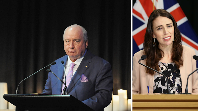 Alan Jones comments could be 'insignificant' to 2GB. Source: Getty