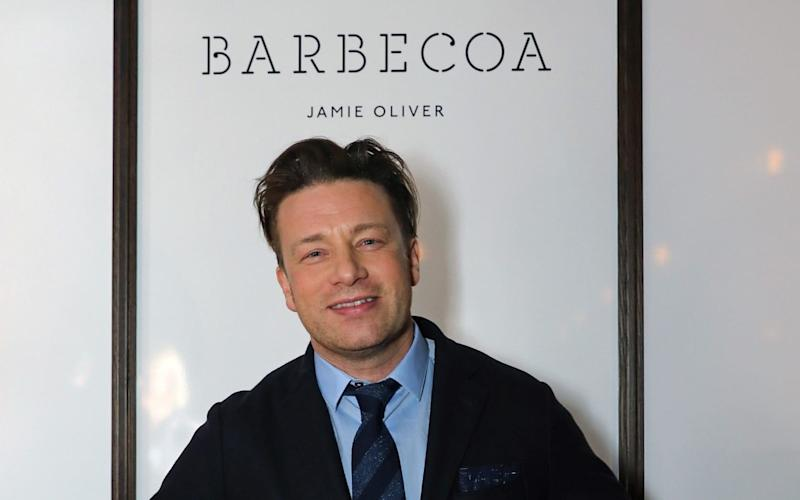 Jamie Oliver - Getty Images Europe