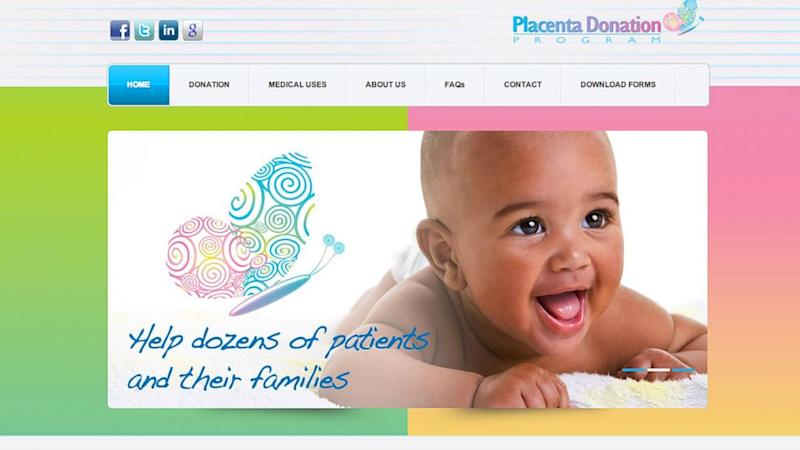 FDA Cracks Down on Placenta Products