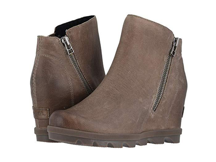 Sorel Jeanne d'Arctic Wedge II Zip (Photo: Zappos)