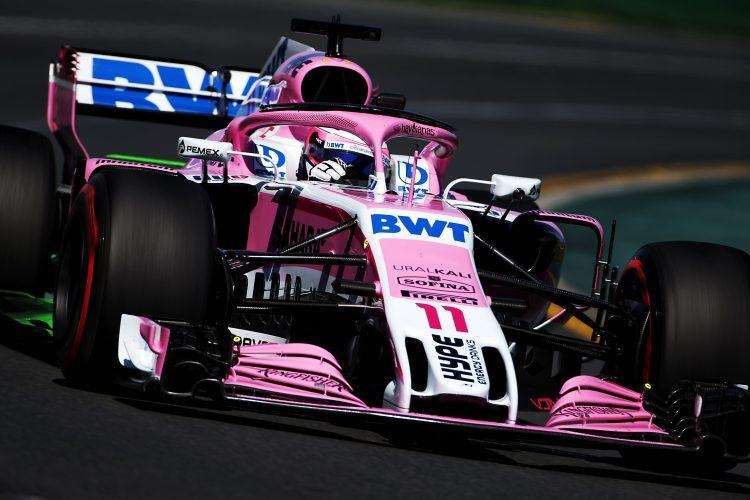 Force India Havaianas