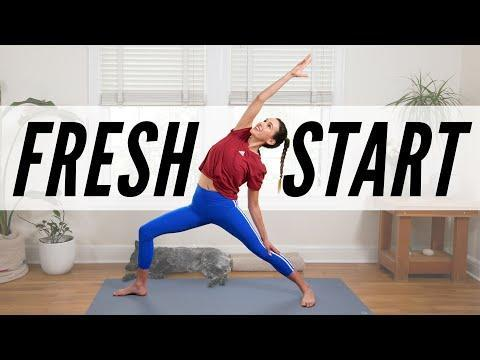 """<p>Adriene Mishler has amassed an enormous following—nearly 10 million subscribers—for good reason. On top of her relaxing, energizing, and strengthening flows, she's fun to watch and move with, known for her down-to-earth, quirky personality. Mishler's videos are also a solid choice if you're new to yoga, as her motto """"find what feels good"""" encourages you to push yourself, but only to an extent where you feel comfortable.</p><p><a href=""""https://www.youtube.com/watch?v=Vry_VI76_Es"""" rel=""""nofollow noopener"""" target=""""_blank"""" data-ylk=""""slk:See the original post on Youtube"""" class=""""link rapid-noclick-resp"""">See the original post on Youtube</a></p>"""