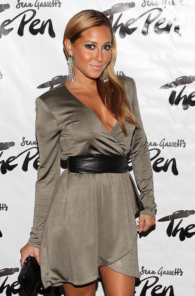 "October 24: Adrienne Bailon turns 27 Jerritt Clark/<a href=""http://www.gettyimages.com/"" target=""new"">GettyImages.com</a> - August 24, 2010"