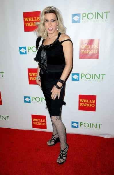 PHOTO: Actress Alexis Arquette arrives at Point Foundation's Voices On Point Gala at the Hyatt Regency Century Plaza on September 13, 2014 in Los Angeles, California. (Joshua Blanchard/Getty Images for Point Foundation)