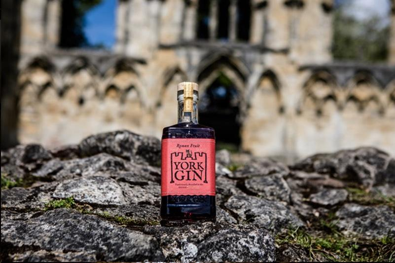 York Gin has been selected to mark the first day of the 100 day countdown to Small Business Saturday UK